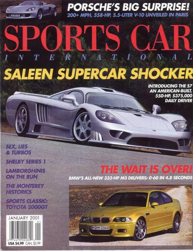 sports car magazine. Black Bedroom Furniture Sets. Home Design Ideas